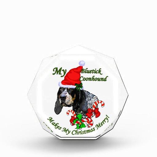 Bluetick Coonhound Christmas Awards