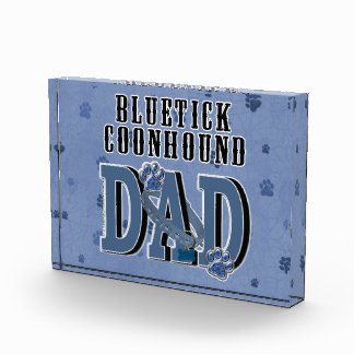 Bluetick Coonhound DAD Awards