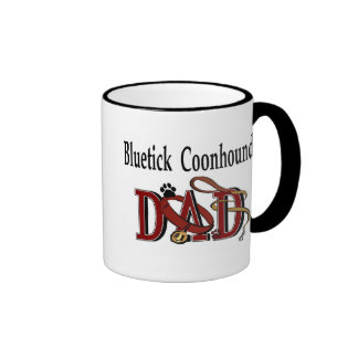 Bluetick Coonhound Dad Mug