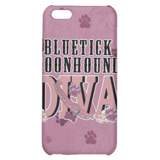 Bluetick Coonhound DIVA Cover For iPhone 5C