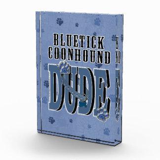 Bluetick Coonhound DUDE Award