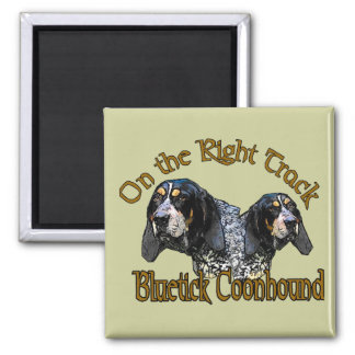 Bluetick Coonhound Gifts Magnet