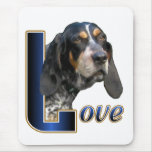 Bluetick Coonhound Gifts Mouse Pads