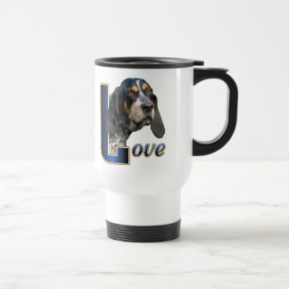 Bluetick Coonhound Gifts Travel Mug
