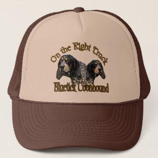 Bluetick Coonhound Gifts Trucker Hat