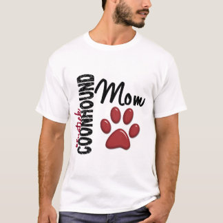 Bluetick Coonhound Mom 2 T-Shirt