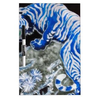 BlueTiger Dry Erase Whiteboard