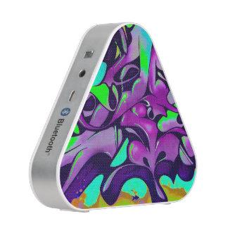 Bluetooth Graffiti Speaker
