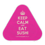 [Crown] keep calm and eat sushi  Bluetooth Speaker