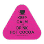 [Cup] keep calm and drink hot cocoa  Bluetooth Speaker