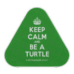 [Crown] keep calm and be a turtle  Bluetooth Speaker