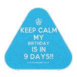 [Cupcake] keep calm my birthday is in 9 days!!  Bluetooth Speaker