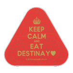 [Crown] keep calm and eat destinay♥  Bluetooth Speaker