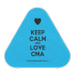 [Love heart] keep calm and love cma  Bluetooth Speaker