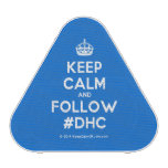 [Crown] keep calm and follow #dhc  Bluetooth Speaker