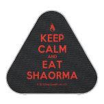 [Campfire] keep calm and eat shaorma  Bluetooth Speaker