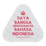 [Crown] saya bangga menggunakan bahasa indonesia  Bluetooth Speaker