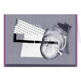 BlueTooth - White Noise Greeting Cards