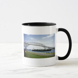 Bluewater Bridge Before There Were Two Mug