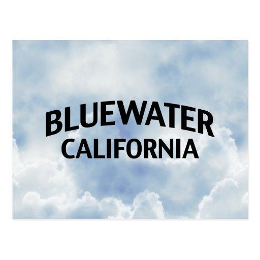 Bluewater California Tarjeta Postal