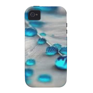 bluewater dropletts iPhone 4/4S cover