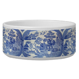 BlueWillow Dog Bowl will charm your dog