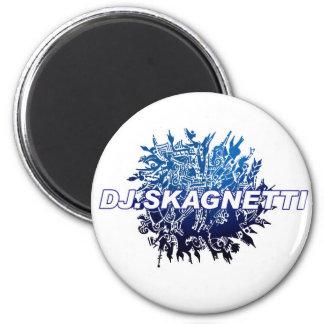 BlueWorld 2 Inch Round Magnet
