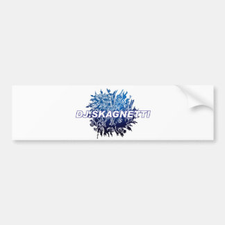 BlueWorld Bumper Sticker