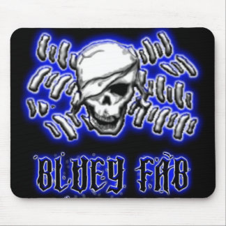 BLUEYFAB MOUSE PAD 2