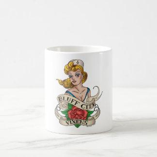 Bluff City Vixens Sailor Mug