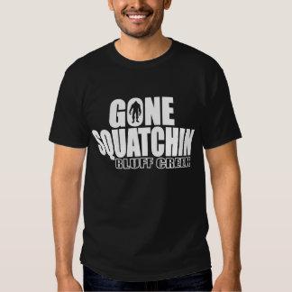 BLUFF CREEK Gone Squatchin - Original Bobo Tee Shirt