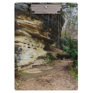 Bluff Lined Walkway Clipboard
