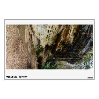 Bluff Lined Walkway Wall Sticker