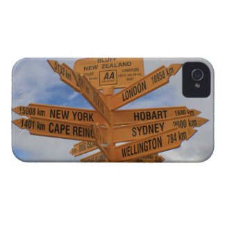 Bluff, New Zealand Case-Mate iPhone 4 Case