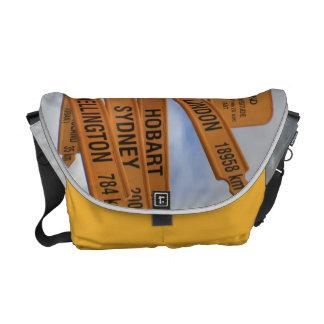 Bluff, New Zealand Messenger Bags