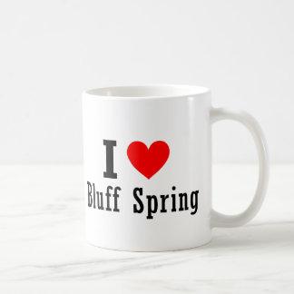 Bluff Spring, Alabama City Design Coffee Mug