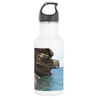 Bluffs in Grenada Water Bottle