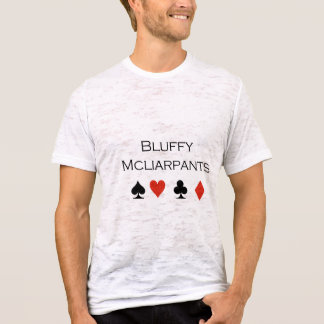 Bluffy Mcliarpants T-shirt