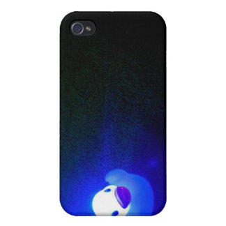 Bluing LED Duckie No. 1 iPhone 4/4S Covers