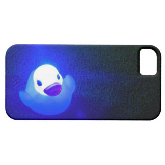 Bluing LED Duckie No. 1 iPhone SE/5/5s Case