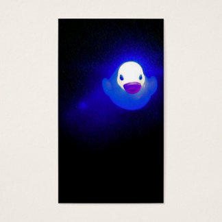 Bluing LED Duckie No. 2 Business Card
