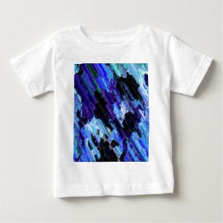 bluish shirt
