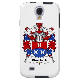 Blumberk Family Crest Galaxy S4 Case