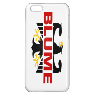Blume Surname Cover For iPhone 5C