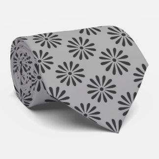 Blumen grau flowers gray grey tie