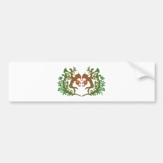 Blumenfeen of more flower fairies bumper sticker