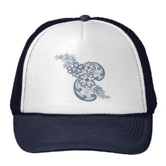 Blumenornament - Floral Florishes Trucker Hat