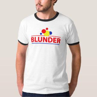 Blunder Ringer-T T Shirt