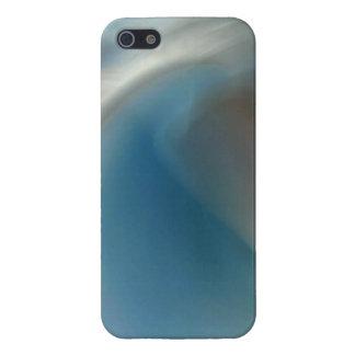 Blur Blue iphone Case iPhone 5 Covers
