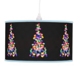 Blurred Christmas Lights Pendant Lamp